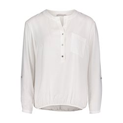 Betty & Co Elasticated Blouse White