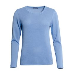 Olsen Knitted Jumper Blue