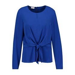 Gerry Weber Bow Detailed Blouse Blue