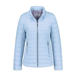 Gerry Weber Lightly Quilted Jacket Blue
