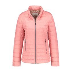 Gerry Weber Lightly Quilted Jacket Peach