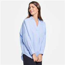 Gerry Weber Oversized Blouse Light Blue