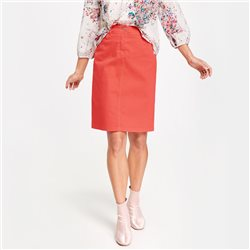 Gerry Weber Stretch Skirt Red