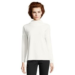 Betty Barclay Cowl Neck Jumper White