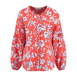 Gerry Weber Bright Floral Blouse Red