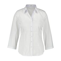 Gerry Weber Blouse With 3/4 Sleeves White
