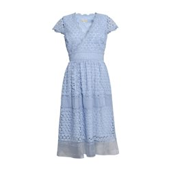 Fee G Laced Dress Blue