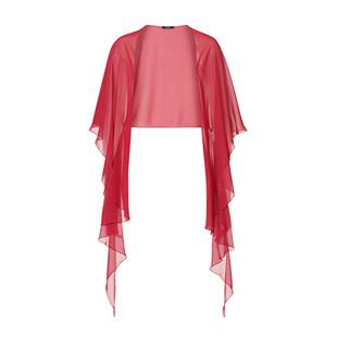 f3d1186c342 Vera Mont Chiffon Stole Pink