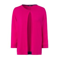 Olsen Button Cardigan Pink