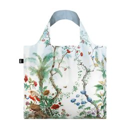 Loqi Mad Chinese Decor Bag White