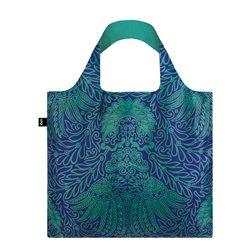 a962c4c26f14 Loqi Mad Japanese Decor Bag Blue