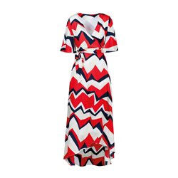 Anonyme Paola Dress Red