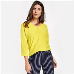 Gerry Weber Oversized Jumper Light Yellow