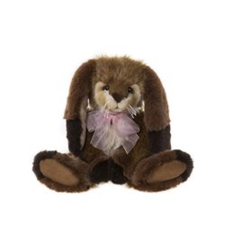 Charlie Bears Carrots Bearhouse Collection Brown