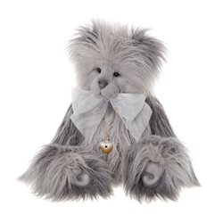 Charlie Bears Joanne Plush Collection Grey