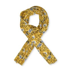 Masai Floral Scarf Yellow
