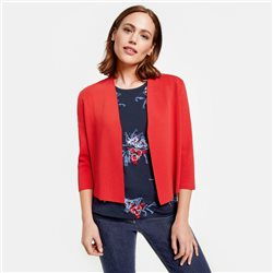 Gerry Weber Bolero Cardigan Red