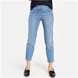 Gerry Weber Best4me 7/8 Crop Jeans Blue
