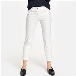 97144270d47b7b Gerry Weber Best4me 7/8 Crop Jeans White