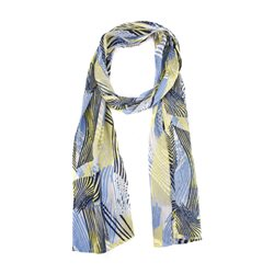 Masai Patterned Scarf Lime