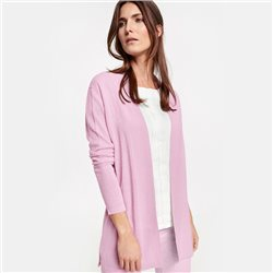 Gerry Weber Long Open Cardigan Lilac
