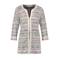 Gerry Weber Multi Stitch Jacket Green