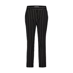 Betty Barclay Pin Stripe Trousers Black