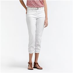 Sandwich High Waist Skinny Jeans White