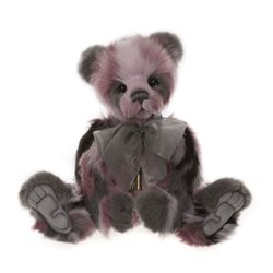 Charlie Bears Cara Plush Collection Pink