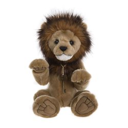 Charlie Bears Goliath Plush Collection Brown