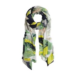 Sandwich Summer Colour Scarf Navy