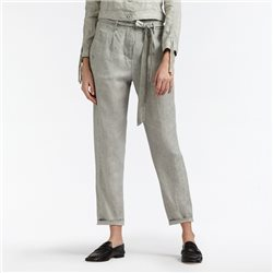 Sandwich Paper Bag Trousers Grey