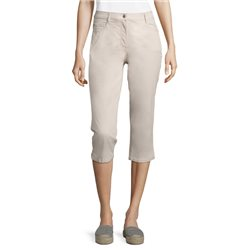 Betty Barclay Cropped Jeans Beige