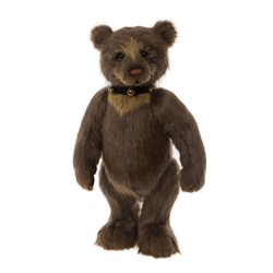Charlie Bears Jj The Brown Bear Plush Collection Brown