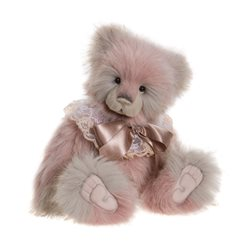 Charlie Bears Aunty B Plush Collection Pink