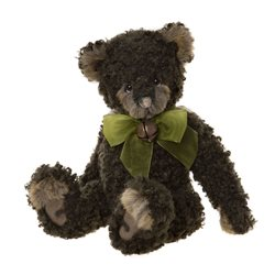 Charlie Bears Victor Plush Collection Green