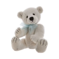 Charlie Bears Jollies Plush Collection White