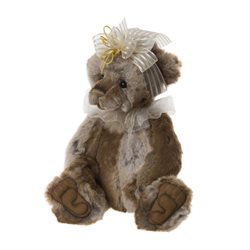 Charlie Bears Nyah Plush Collection Brown