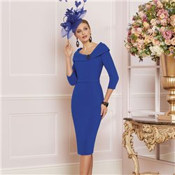Ronald Joyce 991462 Dress Royal