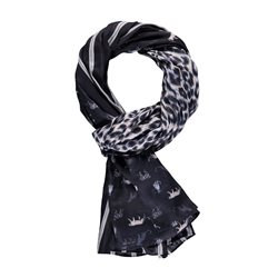 Gerry Weber Casual Leo Scarf Blue