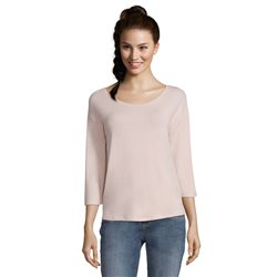 Betty & Co Jersey Top Rose