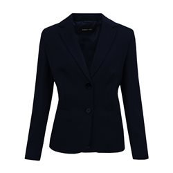 Lebek Suit Jacket Navy
