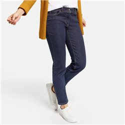Gerry Weber Five Pocket Jean With Contrast Stitching Blue