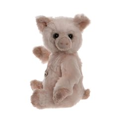 Charlie Bears Penchant Plush Collection Pink