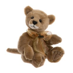 Charlie Bears Nuala Plush Collection Beige
