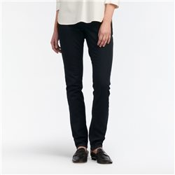 Sandwich High Waist Skinny Jean Denim Blue