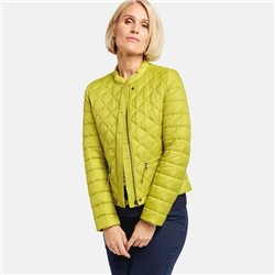Gerry Weber Jacket With Mixed Quilting Lime