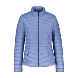 Gerry Weber Quilted Jacket Blue