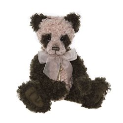 Charlie Bears Ethel Plush Collection Brown