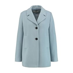 Gerry Weber Two Button Coat Blue